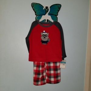 NWT Carters 24month Pjs